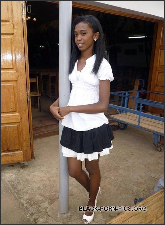 Teensy ebony virgins with ultra-cute..
