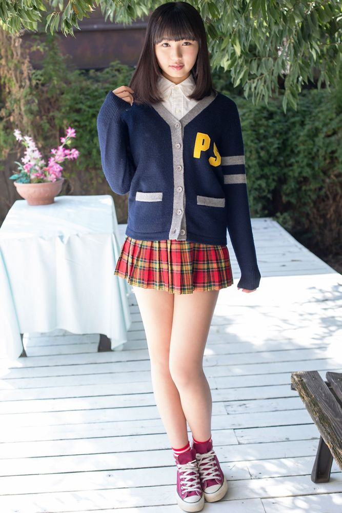 Luxurious Japanese Asian College girls