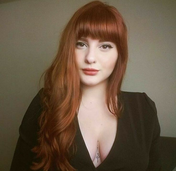 Hot..... Redheads Макияж
