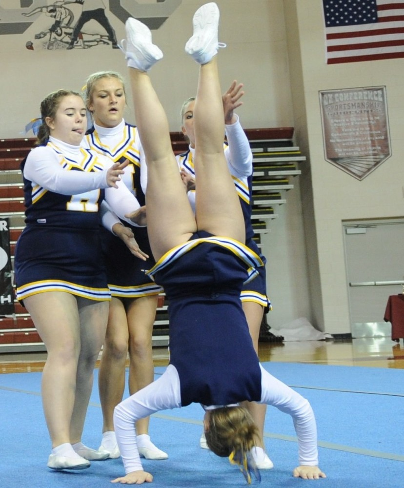 Young lady Cheerleaders Part 24..