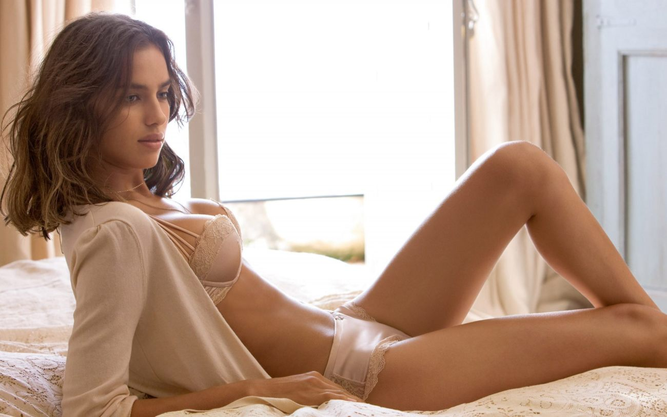 Download Wallpaper model woman irina..