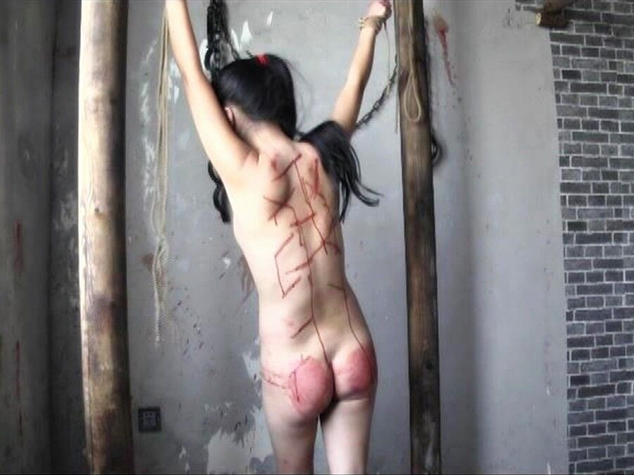 Tantalized hooter chinese,Braless,BDSM..
