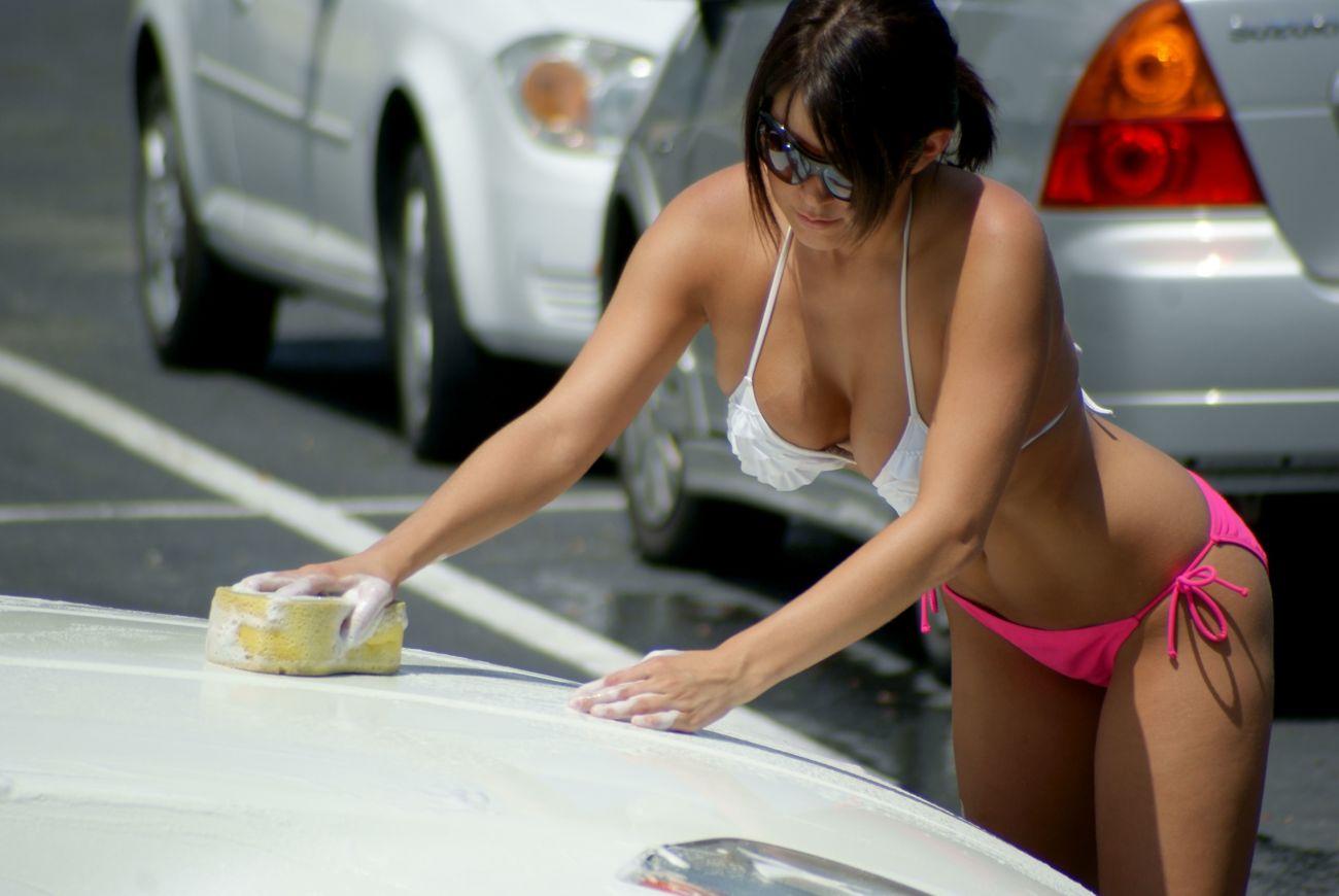 Car Washer: Super-sexy Car Washers