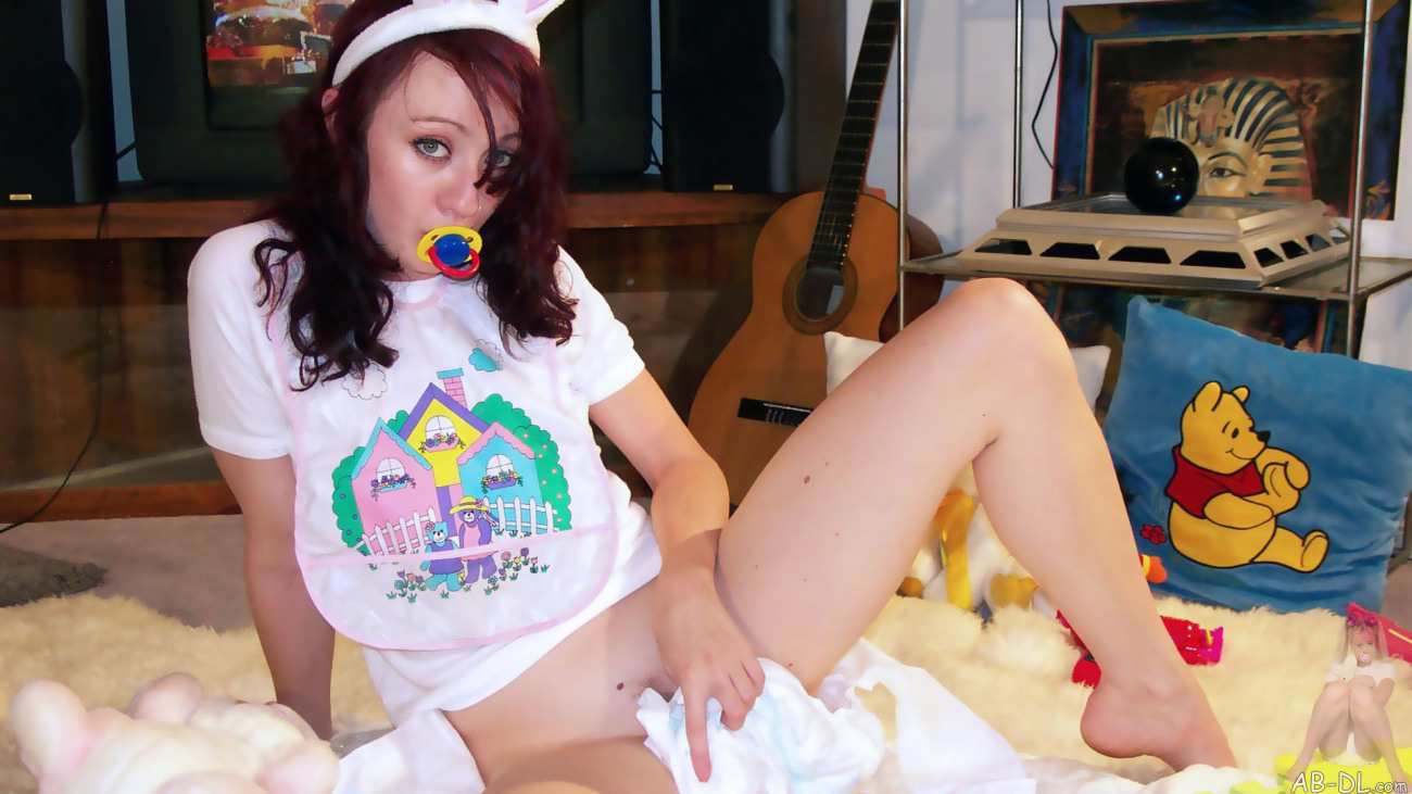 Adult Baby Damsel Anais  and Image set..