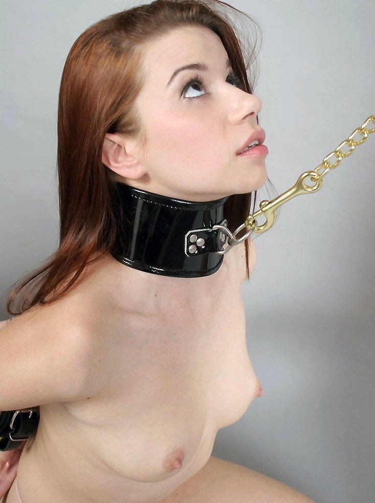 Subordinated Ladies In Band and Leash..