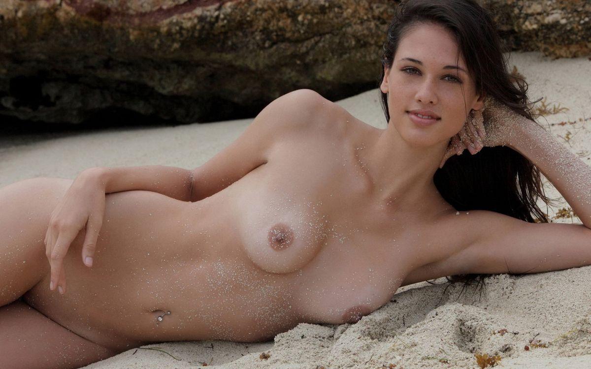 Обои девушка, голая,..
