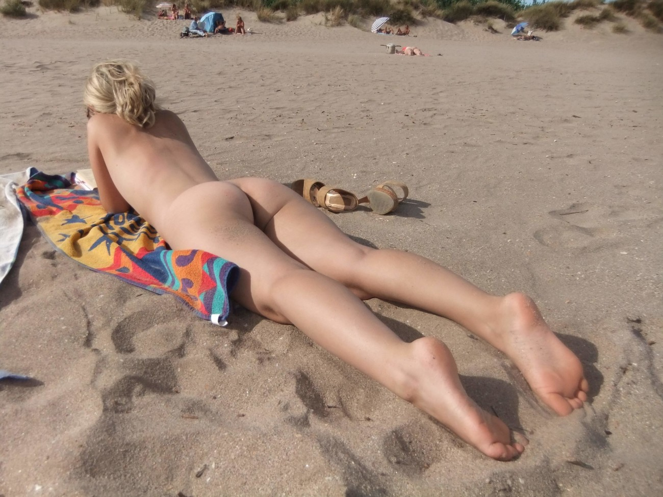 NUDISTS ARE THE Hottest PART 1..