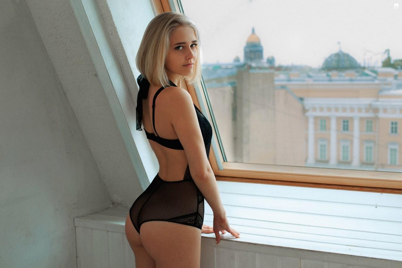 #Galina Andreevna, #women, #blonde,..