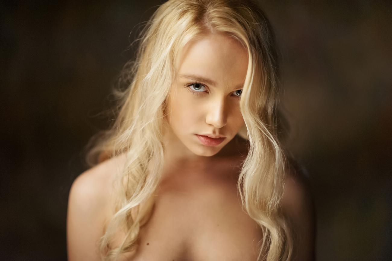 Wallpaper download girl, blonde,..