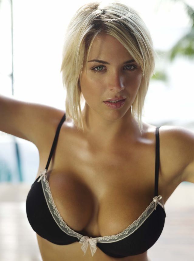 Gemma Atkinson Bolted-on-tits  Images..