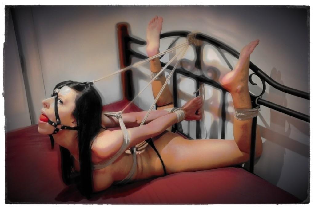 NoMoreWords Restrain bondage Porno Jpg