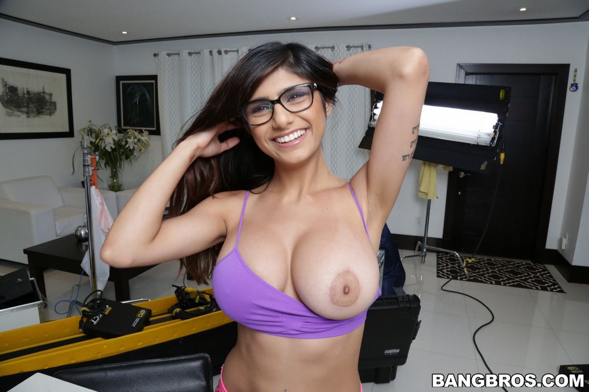 Plumbing Mia Khalifa for another..